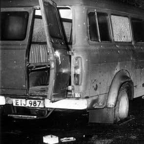 January 1976 that 10 Protestant workmen were ordered off their minibus, lined up and shot by the roadside in one of the most brutal and savage episodes of Northern Ireland's troubled past