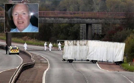David Black murder
