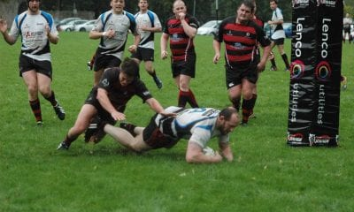 Armagh Rugby Seconds