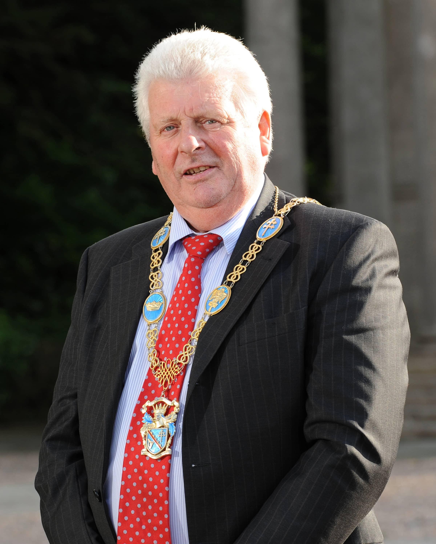Armagh Lord Mayor Robert Turner