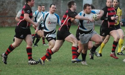 City of Armagh seconds Towns Cup