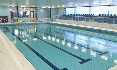 Armagh swimming pool Orchard Leisure centre