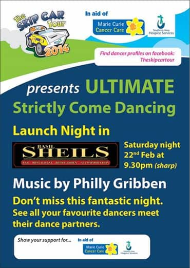 The Skip Car Tour presents Ultimate Strictly Come Dancing