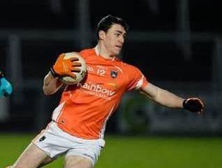 Caolan Rafferty Armagh GAA