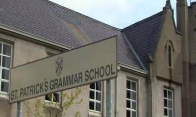 St Patrick's grammar Armagh