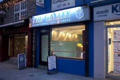 The Galley, Armagh