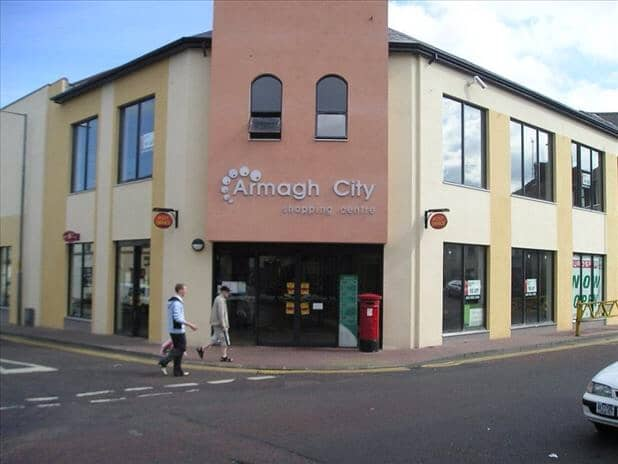 Armagh Shopping Centre
