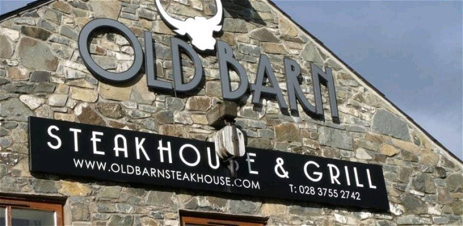 Old Barn Steakhouse, Markethill