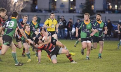 Mark Riddell Armagh Rugby