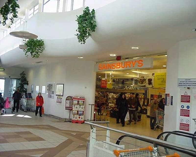 Mall Shopping Centre, Armagh