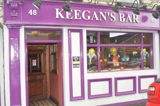 Keegan's Bar, Armagh