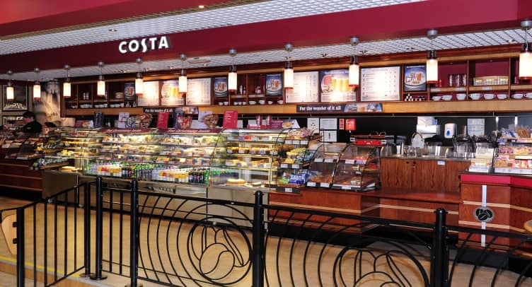 coffee chain in uk