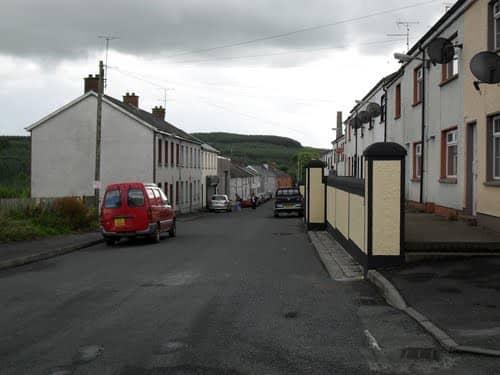 Darkley village