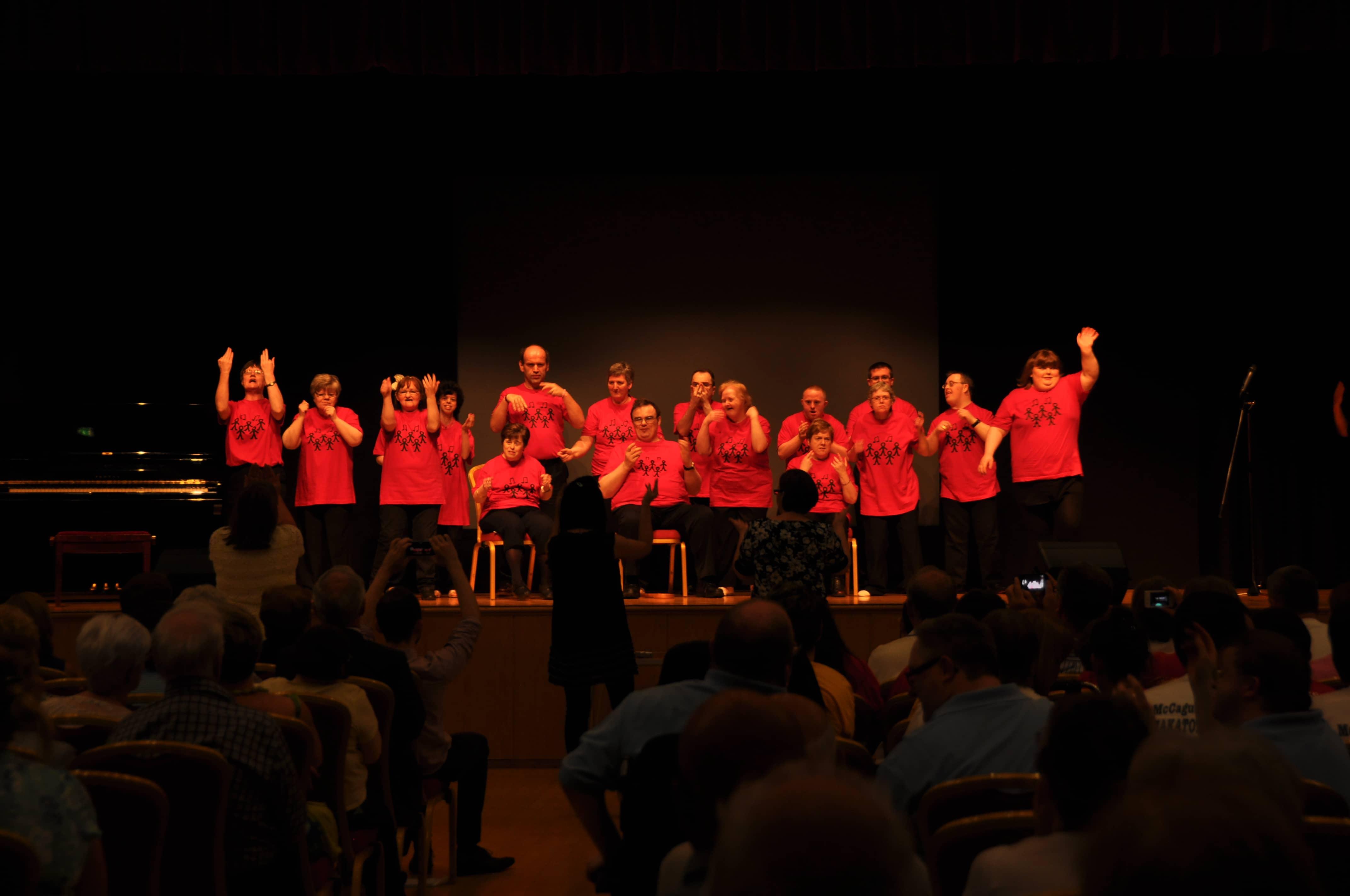 Oakridge SEC Choir