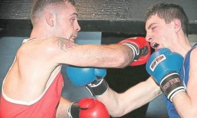 County Armagh boxer Sean Duffy