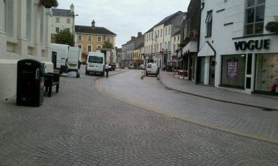 Market Street, Armagh today
