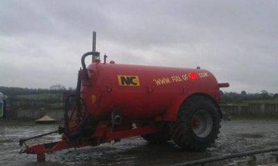 Stolen slurry tanker, Aghorey