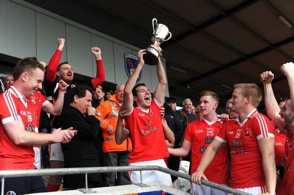 2013 Junior Championship winners Annaghmore