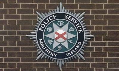 PSNI Police logo