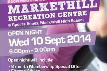 Markethill recreation centre