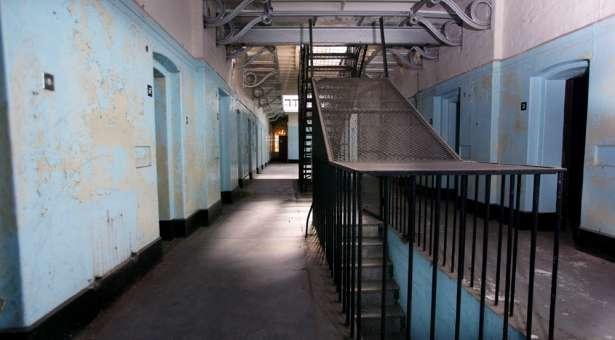 Armagh Gaol Paranormal Tour