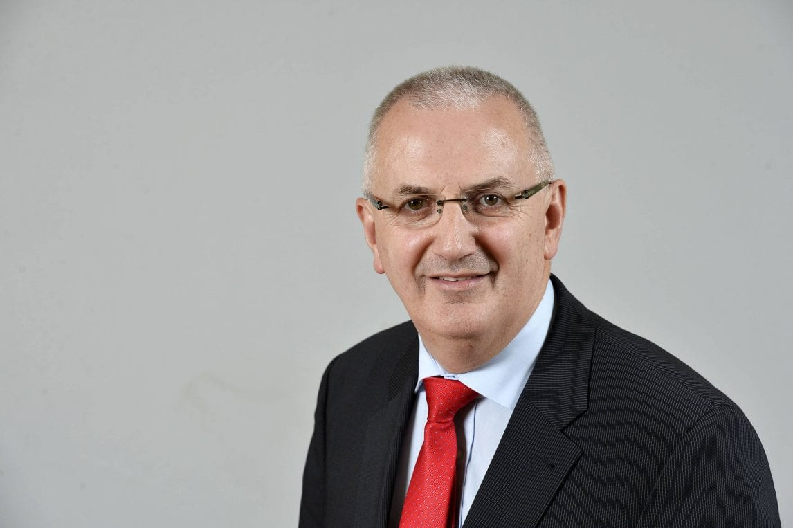 Armagh and Newry MLA Danny Kennedy
