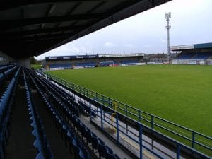 Glenavon football ground