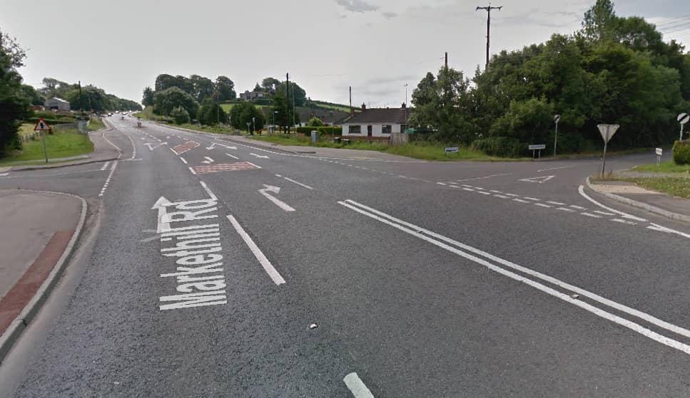 Edenaveys Junction, Armagh