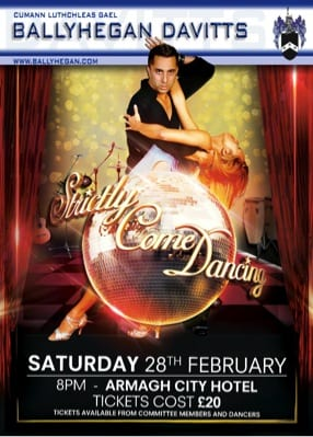 Ballyhegan Strictly Come Dancing