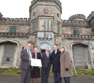 SDLP at Slieve Gullion Castle in Killeavy