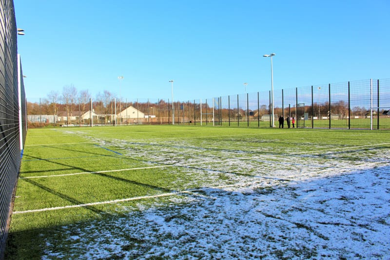 New Sarsfields training pitch (available for hire)