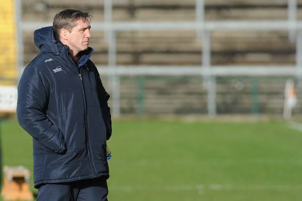 Armagh manager Kieran McGeeney. Photo: John Merry