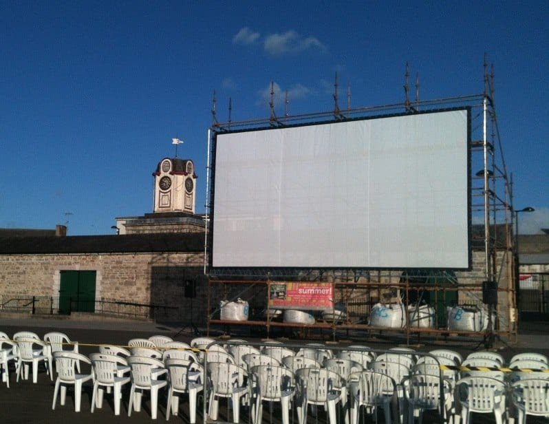 Drive-in cinema, Armagh