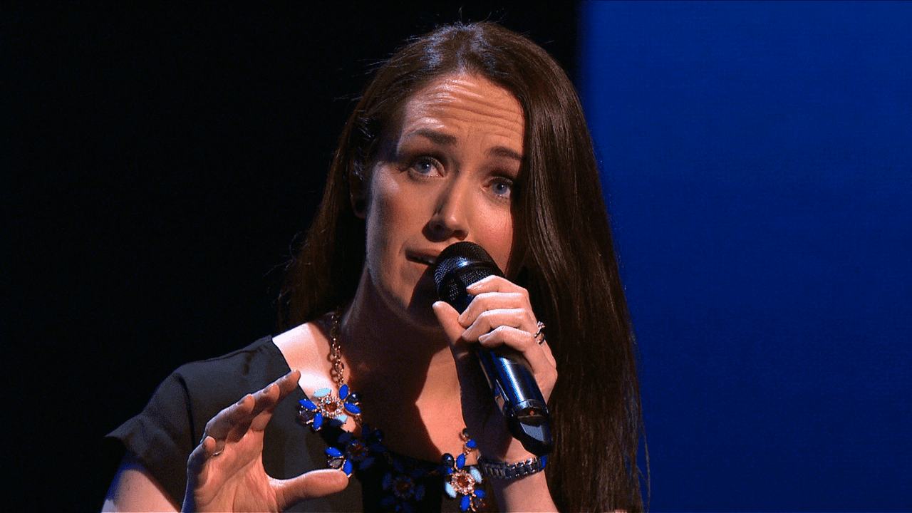 Singing sensation Catherine Grimley-Hughes