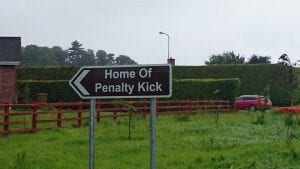penalty sign
