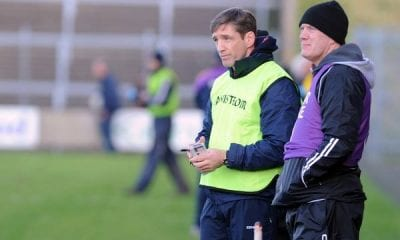 Armagh manager Kieran McGeeney. Photo by John Merry