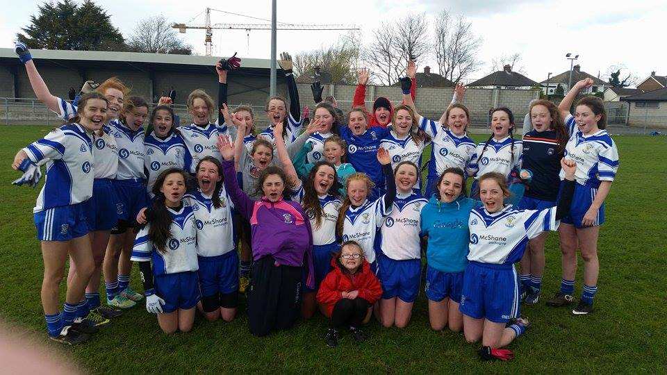 Congratulations to the Armagh Harp U14 girls on winning the county feile