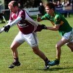 Ronan Clarke Armagh League Div 1 - Pearse Og 0-12 Ballymacnab 0-12 Pearse Og Park, Armagh, 12 April 2015 Credit: LiamMcArdle.com