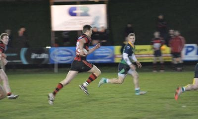 John Faloon scores for Armagh