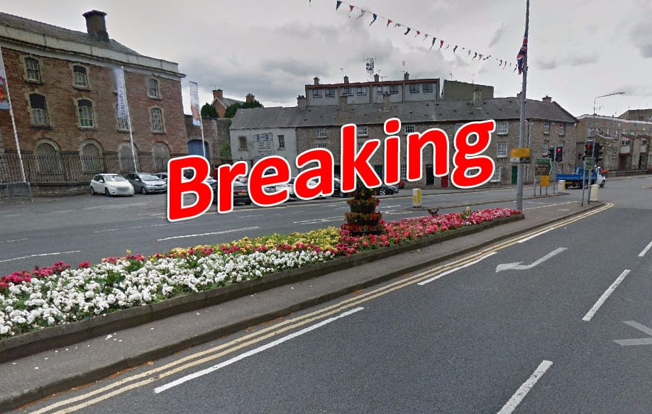 Gaol Square, Armagh