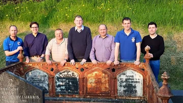 grave group