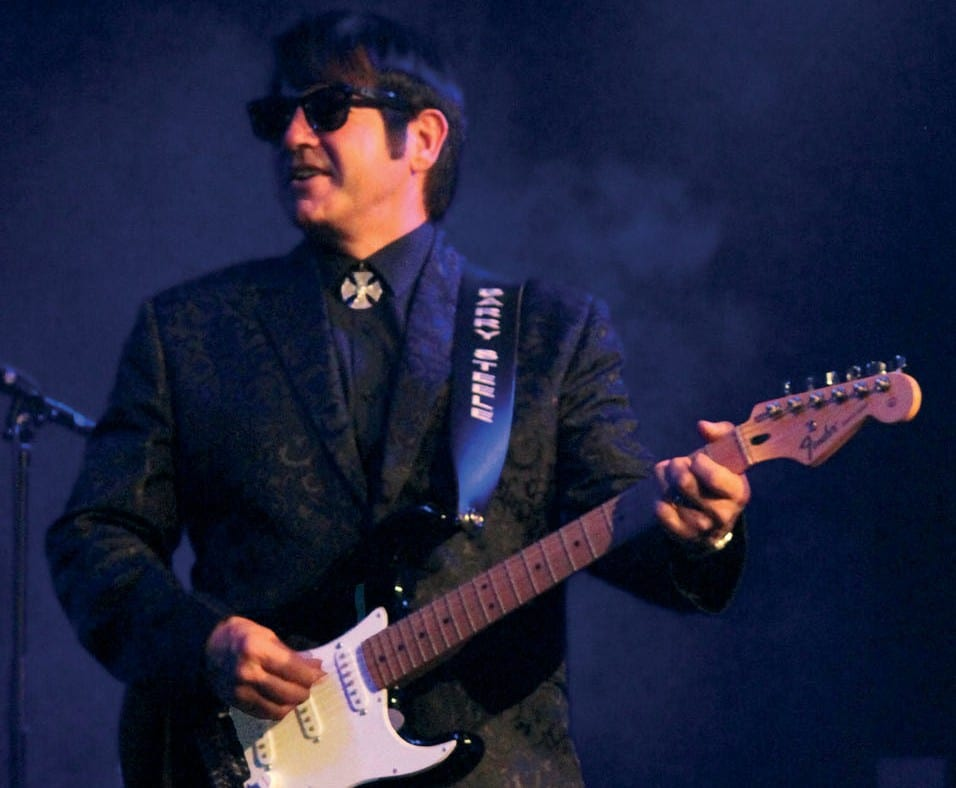 Roy Orbison and friends