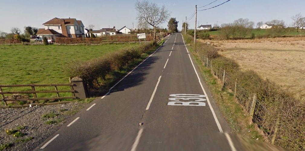 Cullaville Road, Crossmaglen
