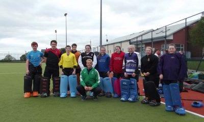 Ireland's David Harte at Armagh Hockey Club