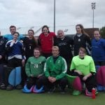 Ireland's David Harte at Armagh Hockey Club