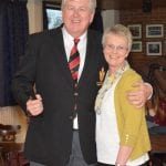 Libby Atkinson awarded for her contribution to the club through the 2014-15 season