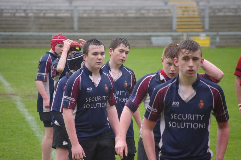 City of Armagh U14s at Ravenhill