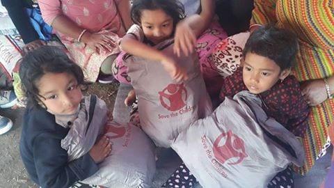 nepal 2 kids