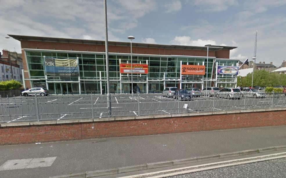 Meadow Retail Park, Portadown