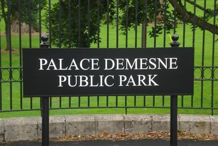 palace park